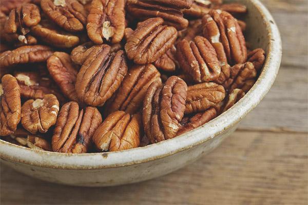 Propriétés utiles et contre-indications de la noix de pécan