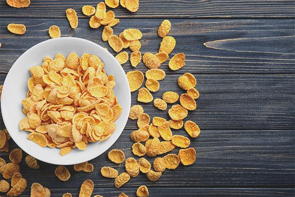 Les avantages et les inconvénients des cornflakes