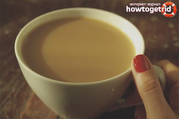 Ziua postului pentru ceaiul cu lapte