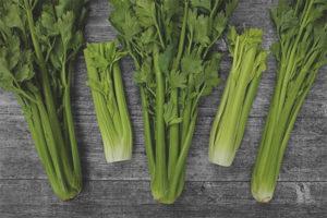 Celery with diabetes