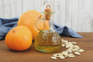 Why is pumpkin seed oil useful?