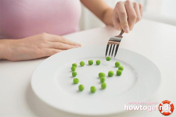 Creșterea dietă