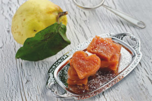 How to cook marmalade from quince