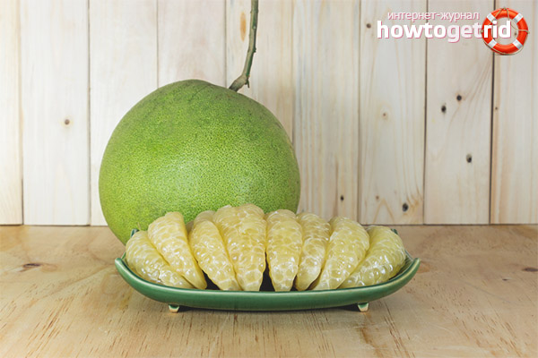 Πώς να χρησιμοποιήσετε pomelo στον διαβήτη