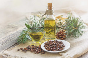Medicinal properties of cedar oil