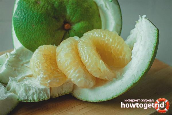 Consumul de fructe pomelo slăbire