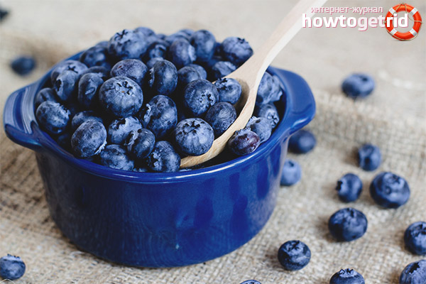 Face Care Products with Blueberries